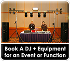 Book an Event Package